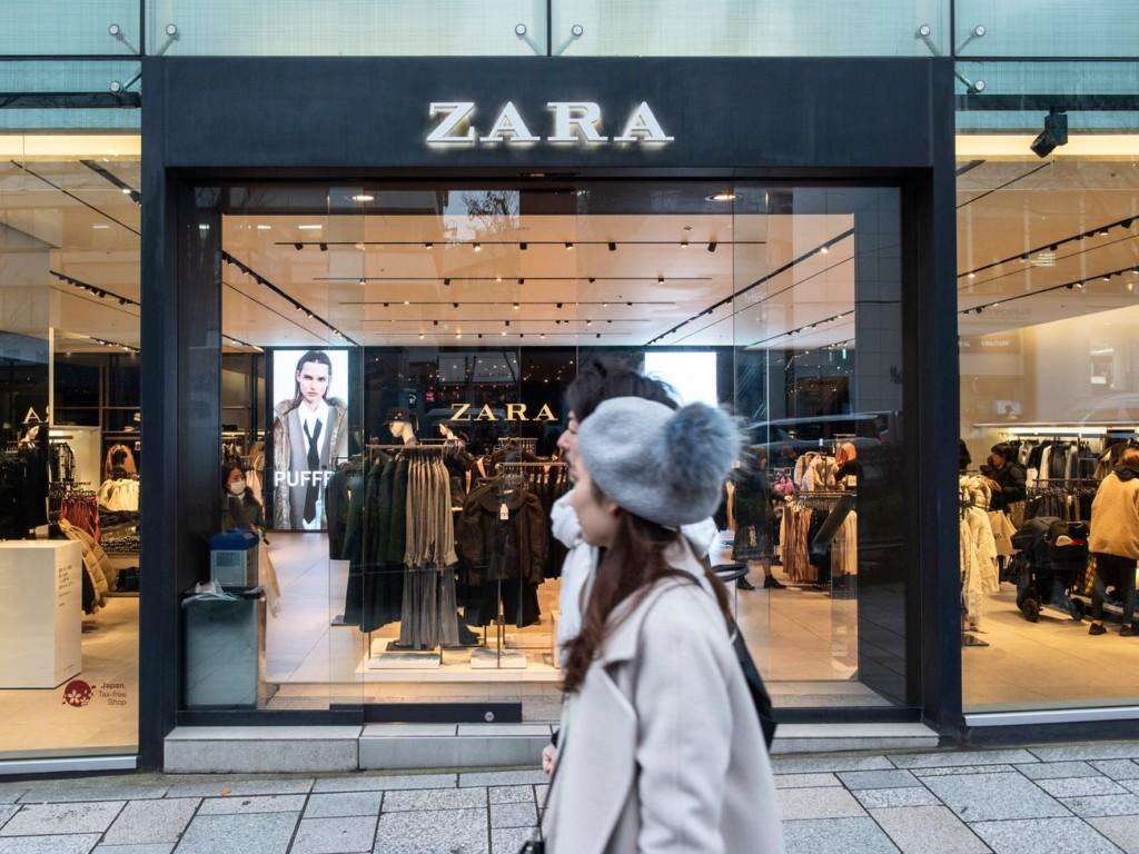 ZARA也撐不過疫情宣布「永久關閉」1200間分店