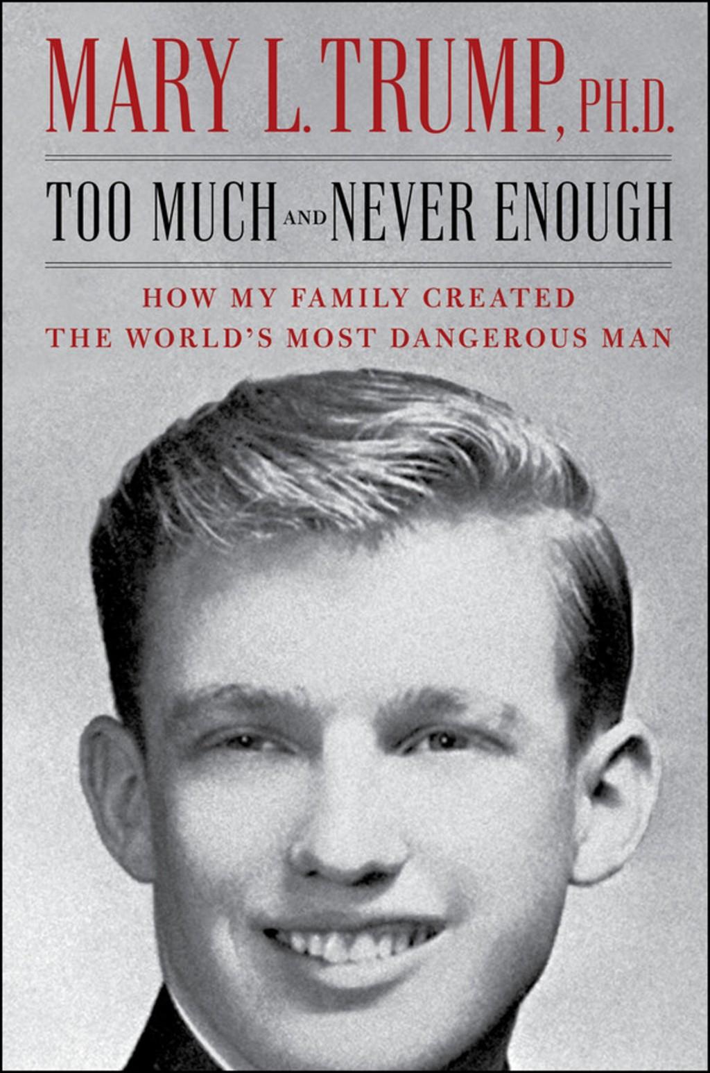姪女出書爆料川普是「全世界最危險」他氣瘋:我們有簽約保密
