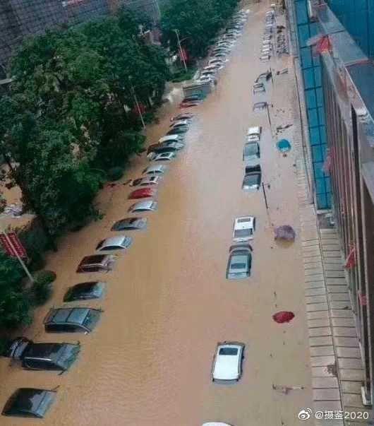 中國暴雨「破千萬人受災」 24小時內恐出現「超級洪水」!