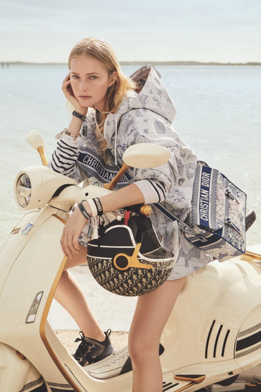 Dior「聯名偉士牌」夢幻車款 販售點「一次曝光」台灣買得到!