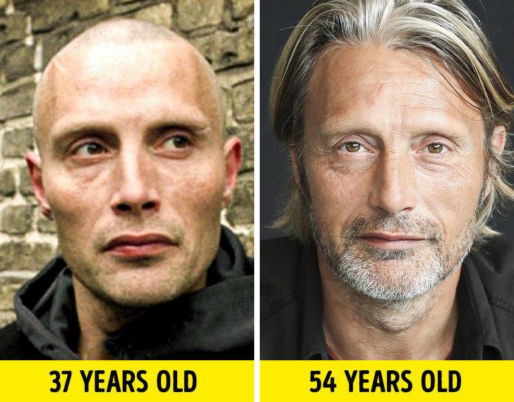 22個證明「老男人才是極品」的男星  19歲的雷神只是路人