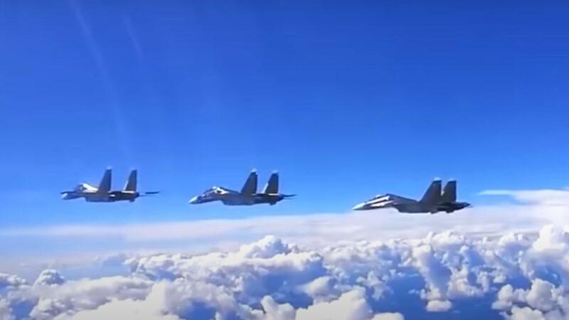 中國趁台灣忙疫情「一週挑釁3次」派戰機闖入我國空域!