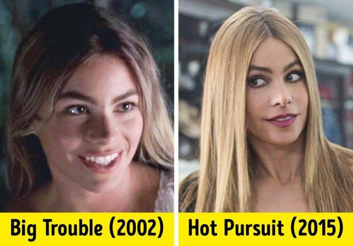 20個好萊塢明星「爆紅前後對比」 《王牌天神》穿深V超害羞!