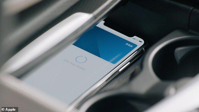 ios14手機當車鑰匙