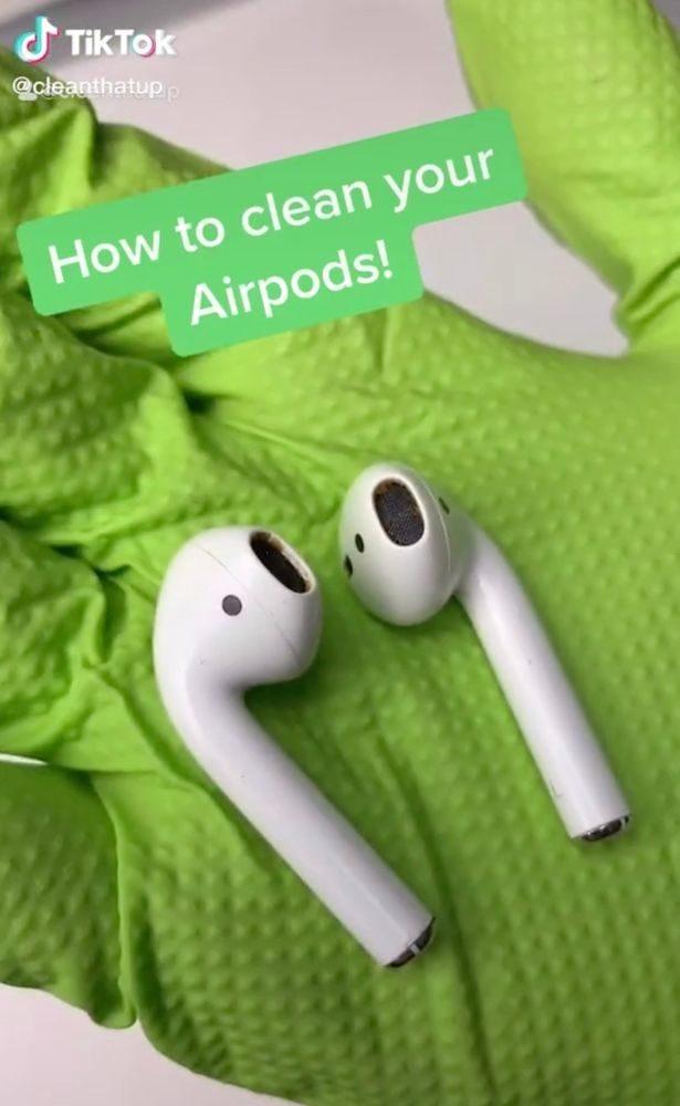 影/神人分享超有效「AirPods清理法」 網試完狂起雞皮!