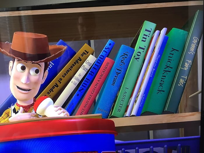 26個嚇壞你的皮克斯秘密 阿布在《玩具總動員4》裡也有出現!