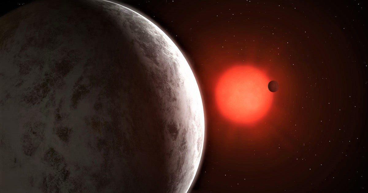 兩顆超級地球