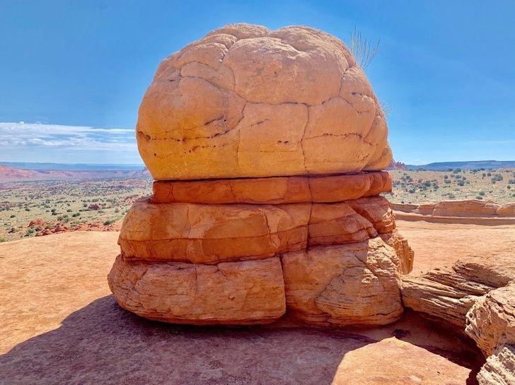 20張「比夢中世界更奇幻」的自然奇蹟 火山岩漿就像鳳凰一樣!