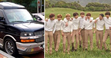 EXO粉絲「複製保母車牌」想綁走偶像 團員「差點上車」釀大禍!
