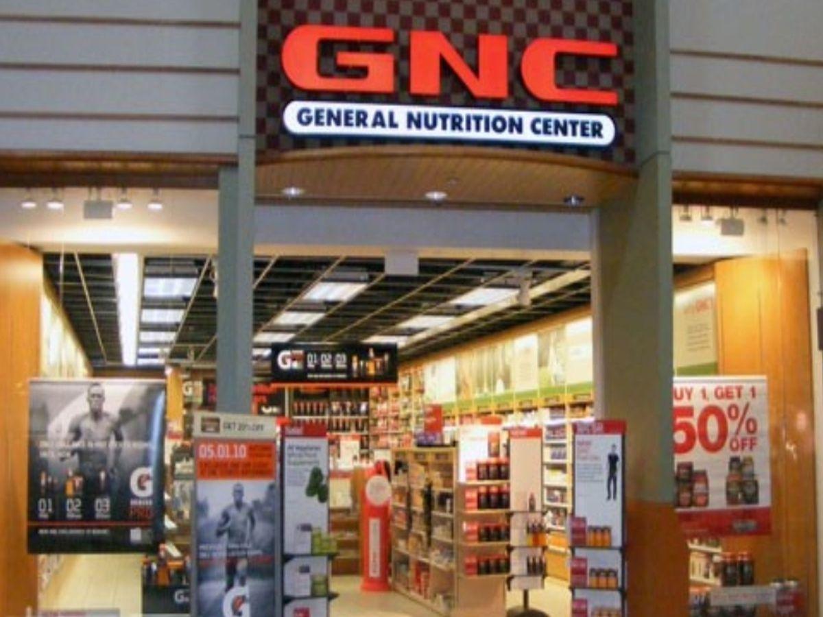 全球最大保健品廠GNC宣布「破產倒閉」收掉全球千家門市