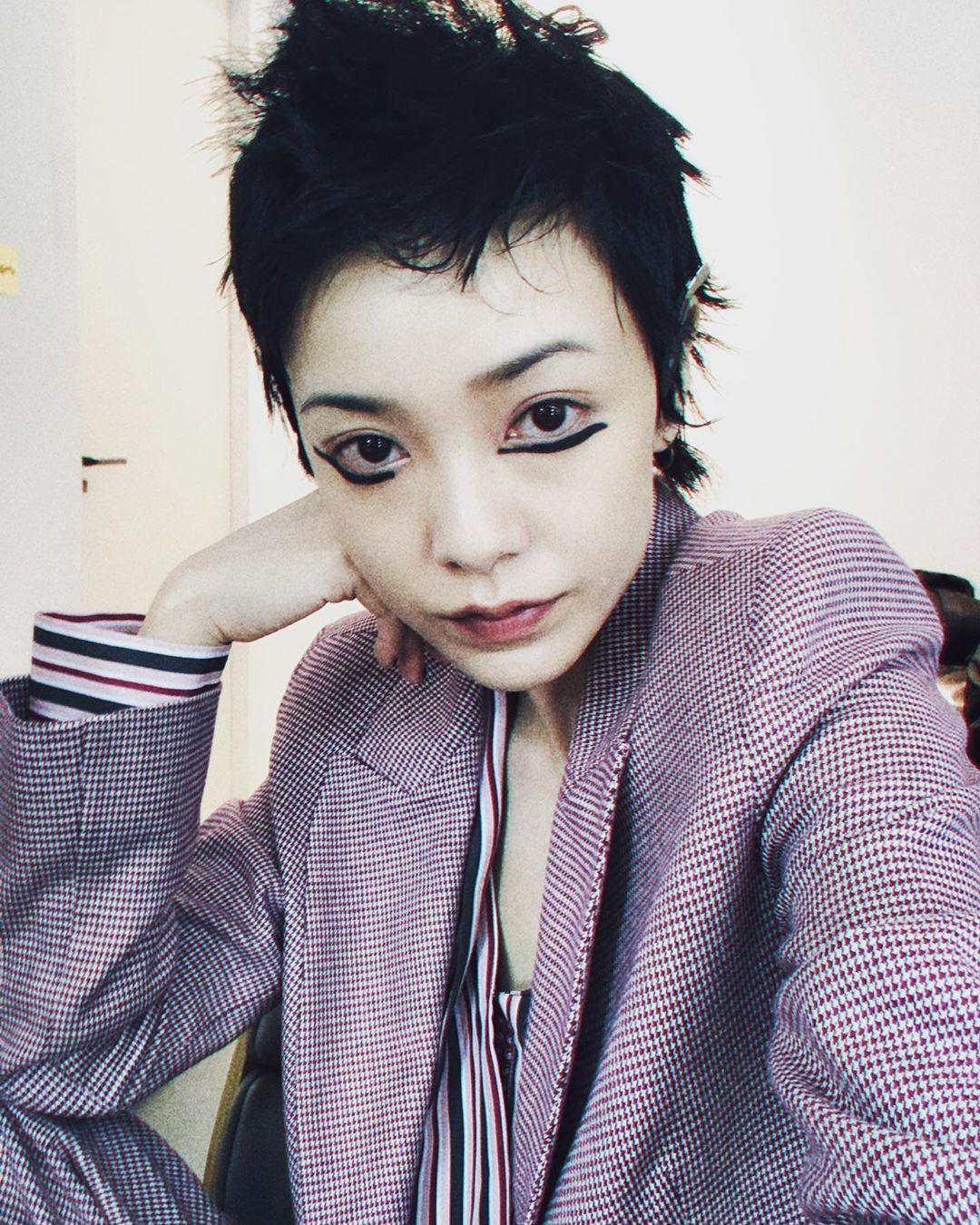 遭嗆「唱歌不怎樣」惹怒郭采潔 她公開「黑粉全臉照」:看起來挺善良!
