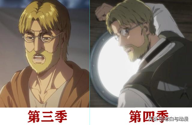 《進擊的巨人》 7位演到結局「偷跑去整形」的差超多角色