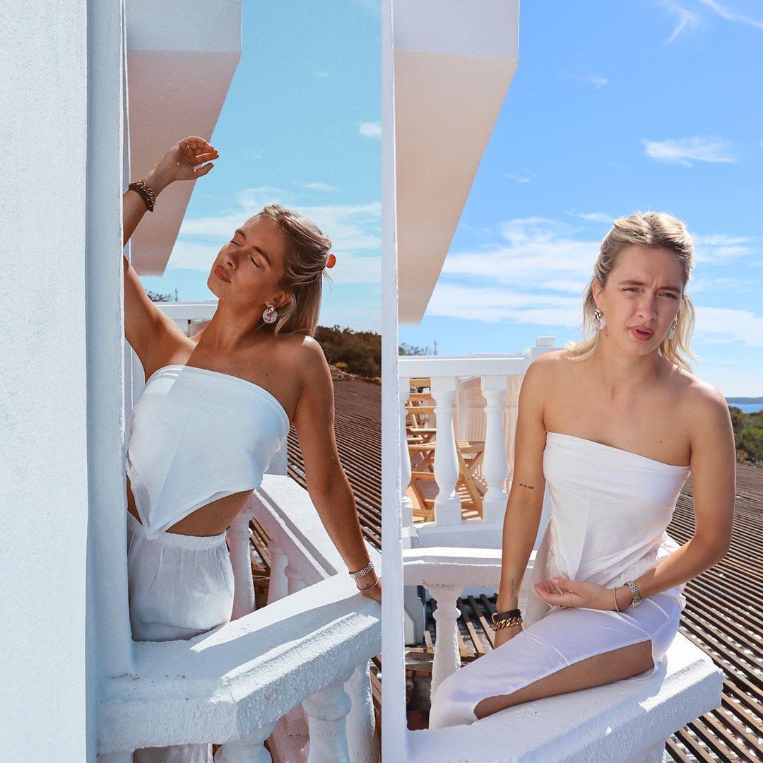 網美自爆「美照vs現實」殘酷對比 男友是最難控制的拍照道具