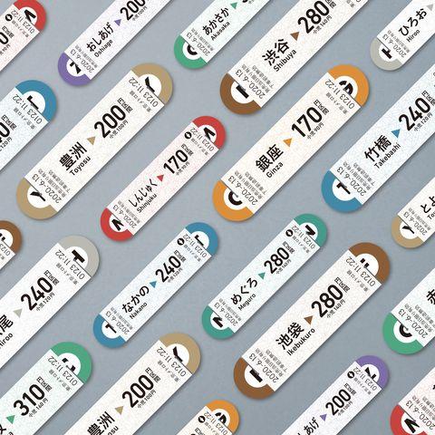 設計師提「迷糊人專用」車票設計 做成「戒指」再也不怕弄丟