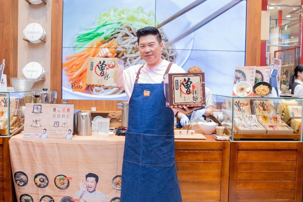為何藝人都愛賣「超貴乾麵」 網曝「暴利內幕」連館長也說過!