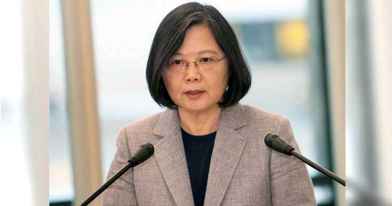 蔡英文將以「中華民國總統」出席國際會議 列表直接寫「台灣」!