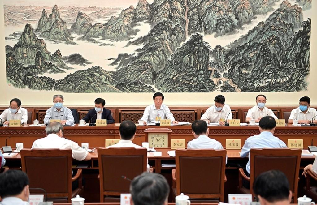 中國全票通過「港版國安法」 最快「7月1日」起生效!
