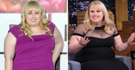 「胖艾美」瑞貝爾威爾森「暴風減肥」成果超驚人 雙下巴失蹤!