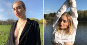 俄羅斯正妹擁有「妖精臉蛋」身材竟是「超壞魔鬼」性感度破表!