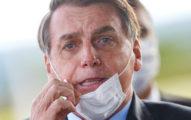 快訊/巴西總統確診!被爆常「沒戴口罩」與支持者握手