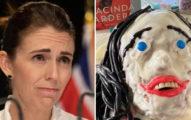 紐西蘭美女總理「被做成蛋糕」成品太慘烈 牙齒還是真的...