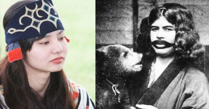 世界最神秘民族「如何在日本生存」秘辛曝光 女生「畫小丑妝」幾乎無敵