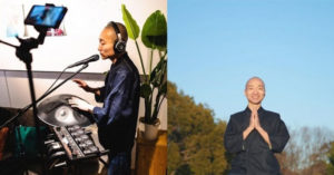 最潮和尚「beatbox念經」變網紅 粉絲讚:電音誦經我可以!