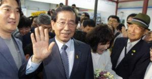 首爾市長「失蹤7小時」結束生命 生前「力挺女權」卻被控性騷!