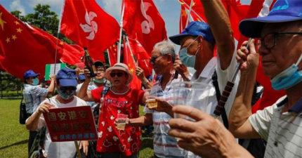 關於「香港國安法」5個重點整理 未來「喊港獨」就會被拘捕!