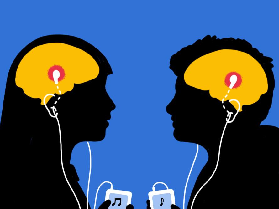 馬斯克發明能把「音樂傳到大腦」的晶片 未來再也不需要耳機