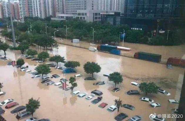 中國天災不斷「卻收不到捐款」香港人:太霸道不爽捐
