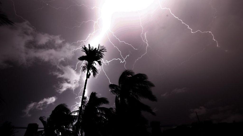 印度2天「破百人被雷擊」身亡 「極端氣候」連降雨都不正常!