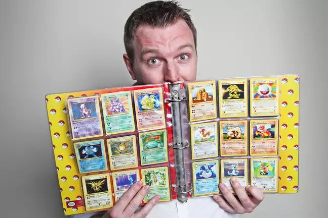 找到整組寶可夢卡...過20年「變夢幻逸品」價格翻100倍