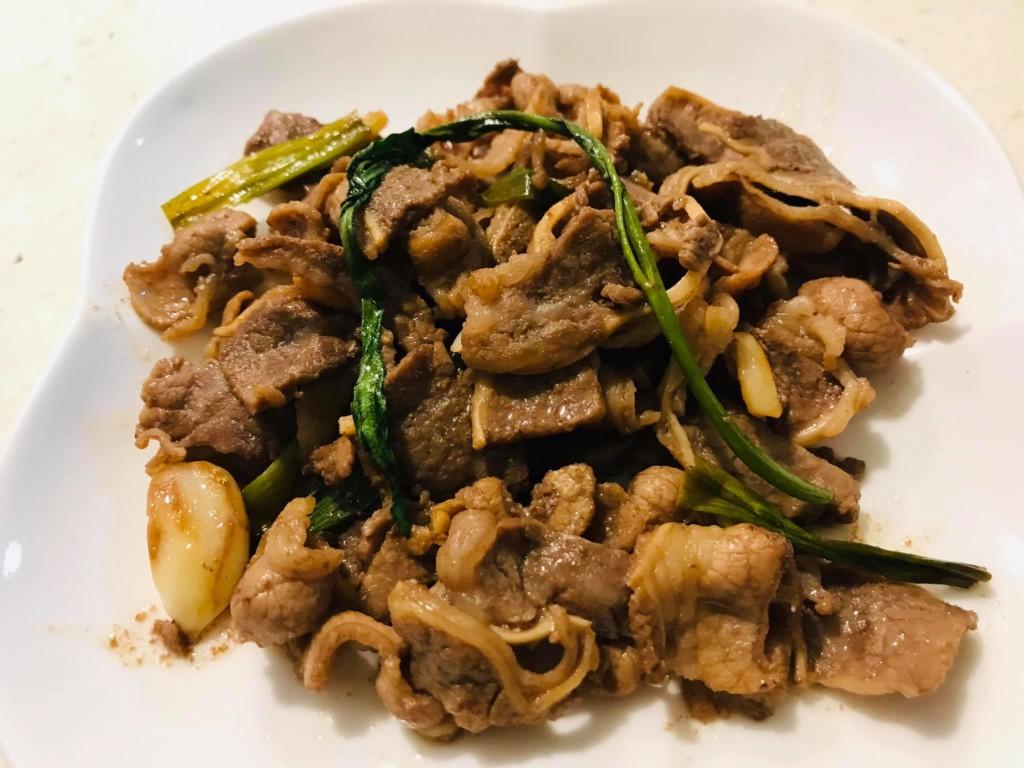 自然課「分到一根菜」回家求媽媽煮 成品「孤單躺肉堆」太空虛