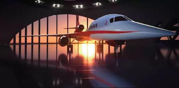 第一台「超音速客機」研發進入尾聲!台北高雄「來回8次」不用4小時