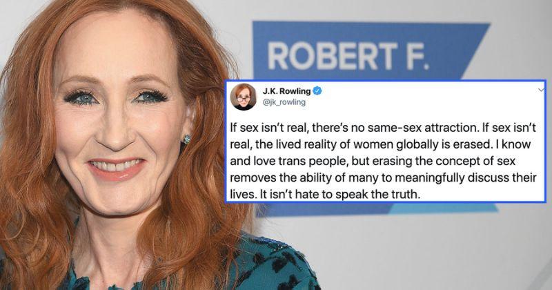 JK羅琳被哈利波特網「正式除名」!「太歧視」連鐵粉都無法原諒