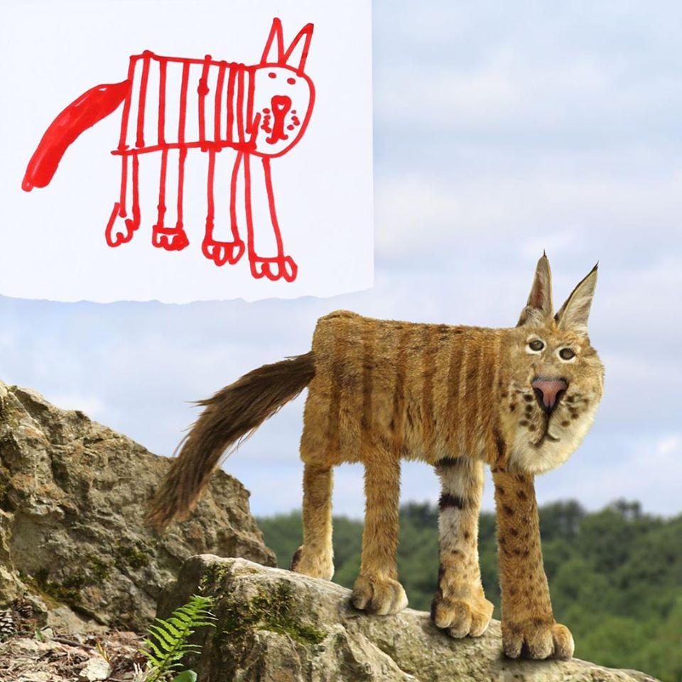 15張能證明「孩子能讓動物再次進化」的超ㄎ一ㄤ成真照!