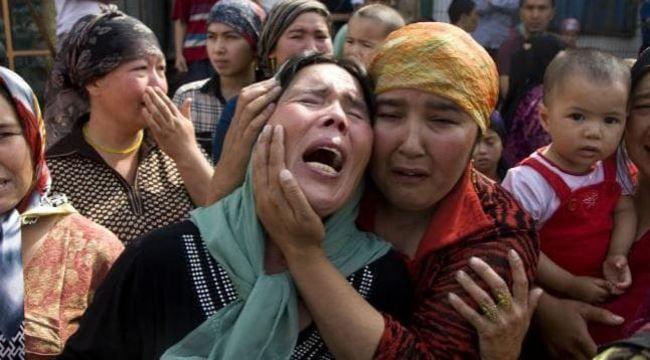中國被爆強迫「維吾爾族人結紮」專家:計劃性滅族...