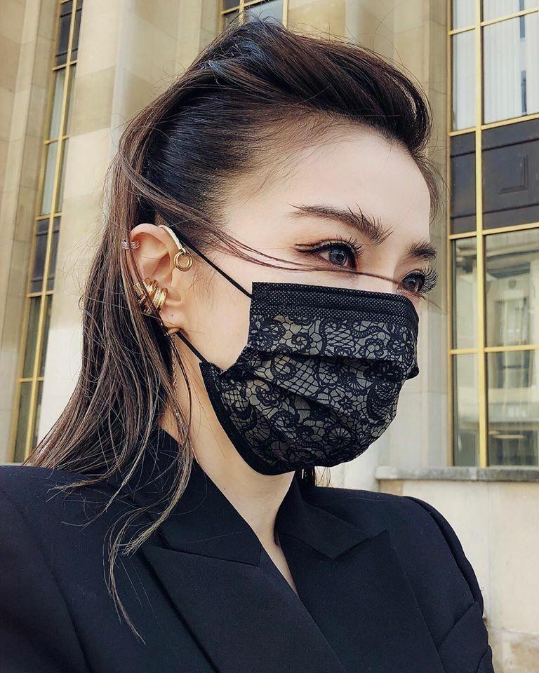謝金燕「姐姐蕾絲口罩」今年買得到!中衛加碼公布「金馬隱藏版」