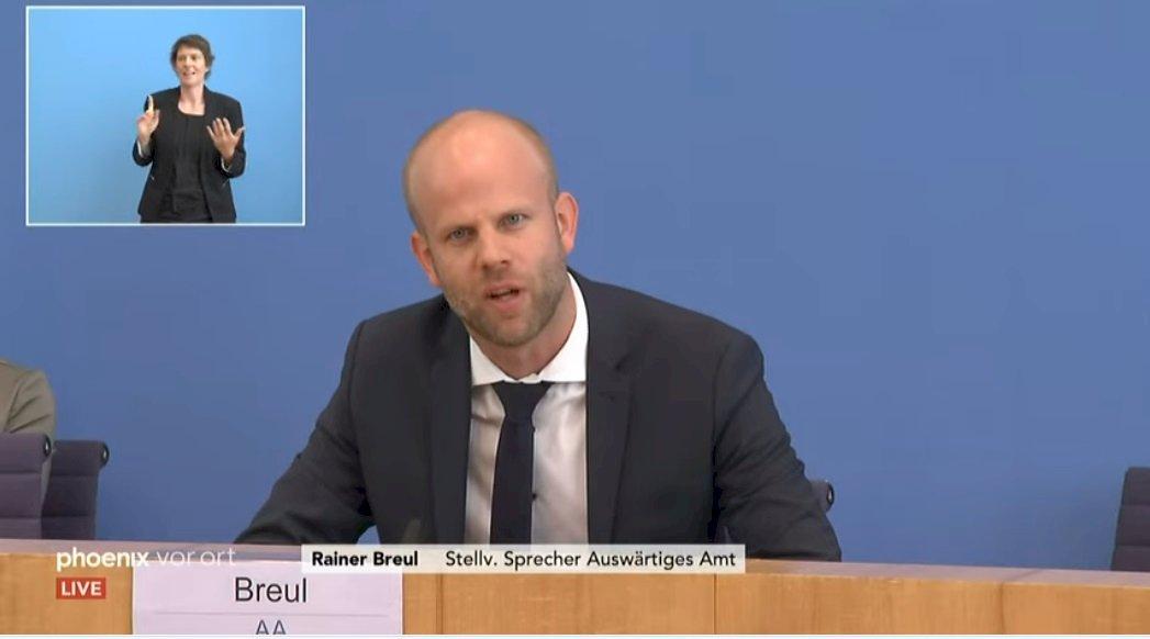 德國堅守「一中原則」重申「不承認台灣」:3年都沒放過國旗