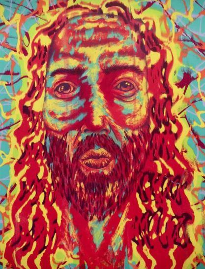 金凱瑞其實是被好萊塢隱藏的「偉大畫家」!靠創作擊退憂鬱