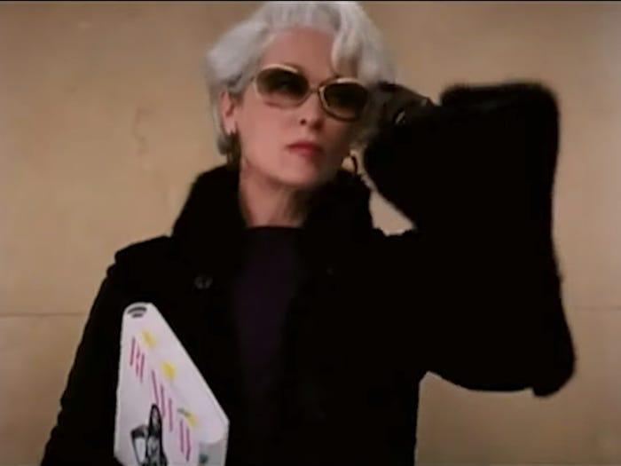 12個《穿Prada的惡魔》的幕後小秘密 安海瑟威只是備胎!