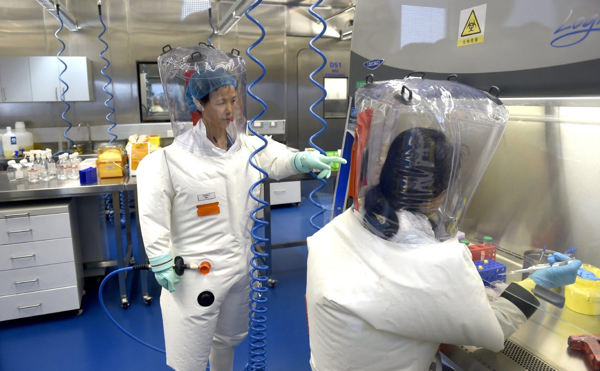 英媒踢爆中國「7年前就發現武漢病毒」卻繼續做實驗