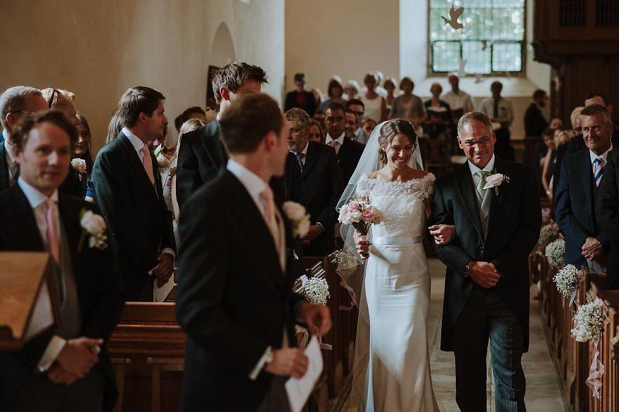 老爸看女兒出嫁