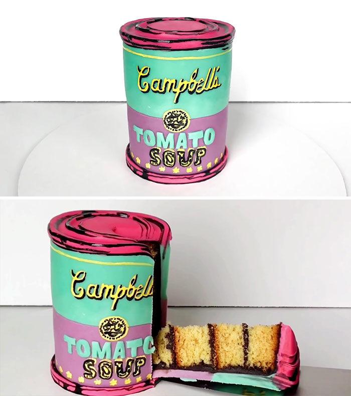 38個「切下去才相信」的超寫實蛋糕 第一次切洋蔥不會哭!