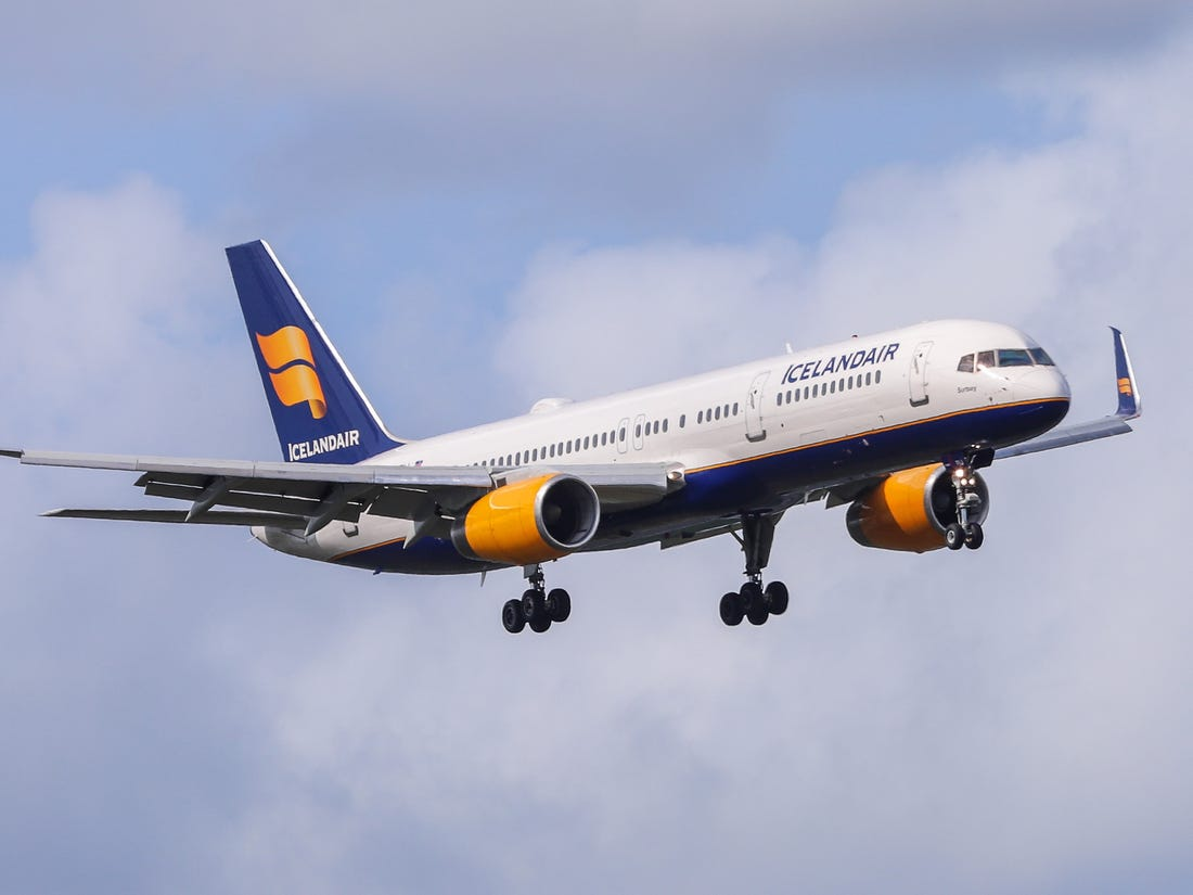 冰島航空解雇空服員
