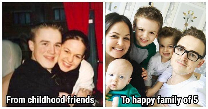 20個讓你重新相信愛情的瞬間!嫁給「最好的朋友」就像童話