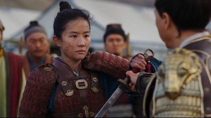 甄子丹賀香港「回歸祖國23年」 網再發起「拒看花木蘭」運動!