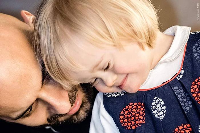 單身爸收養「被20個家庭放棄」的寶寶 花3年證明政府是錯的!