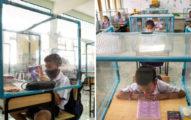 最嚴格防疫!泰國學生強制「在塑膠籠子上課」孤獨感暴增